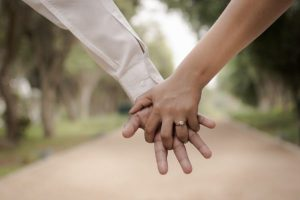 holding hands, wedding, romance, wedding ring, love,
