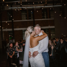 dj, wedding, reception, dancing, bride and groom